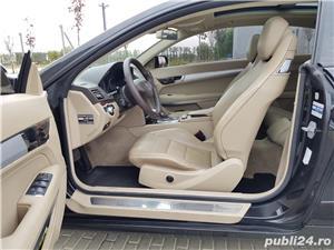 Mercedes E350 3.5 Benzina 300 Cp 2010 Coupe - imagine 11
