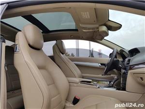 Mercedes E350 3.5 Benzina 300 Cp 2010 Coupe - imagine 22