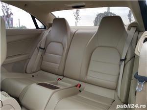 Mercedes E350 3.5 Benzina 300 Cp 2010 Coupe - imagine 21