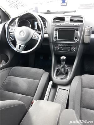 Vw Golf 6 model Highlain 2011 20 tdi  E 5 full option impecabil  - imagine 11