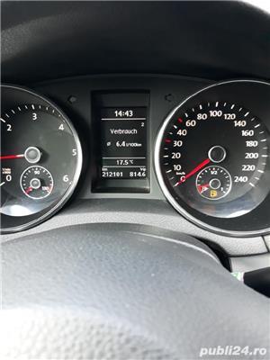Vw Golf 6 model Highlain 2011 20 tdi  E 5 full option impecabil  - imagine 14