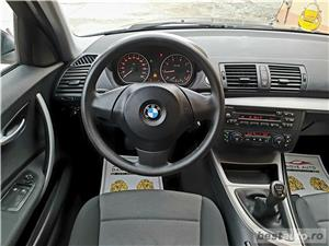 Bmw 116, GARANTIE 3 LUNI,AVANS 0,RATE FIXE,Motor 1600 Cmc,116 Cp,Climatronic. - imagine 7