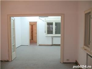 Piata Rosetti, Apartament, 4 camere, P/P+2, centrala proprie, A/C, alarma, 2 intrari - imagine 4