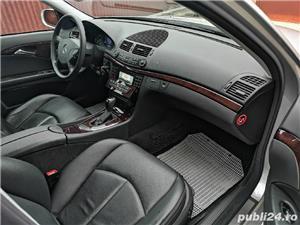 Mercedes E Class-1.8 Kompressor 163 cai Euro 4,108.000 Km Verificabili! - imagine 8