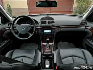 Mercedes E Class-1.8 Kompressor 163 cai Euro 4,108.000 Km Verificabili! - imagine 7