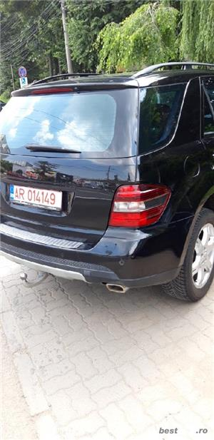 Mercedes-benz Clasa ML - imagine 5