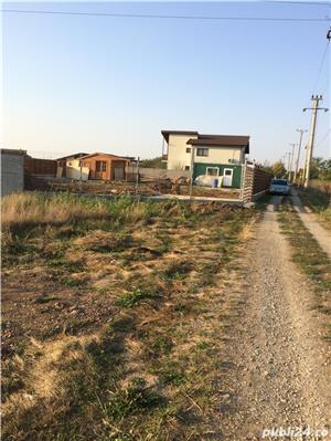 950 mp teren pentru case la Izvorani - imagine 3