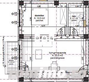 Apartament 2 camere, etaj 1 - Zona Hipodrom 4 - imagine 2
