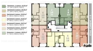 Apartamente super spatioase Giulesti - 835EURO/mp construit - imagine 10