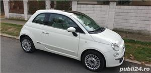 Fiat 500 DIESEL 1,3 Euro 5 AN 2010 - imagine 8