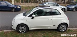 Fiat 500 DIESEL 1,3 Euro 5 AN 2010 - imagine 7