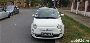 Fiat 500 DIESEL 1,3 Euro 5 AN 2010 - imagine 1
