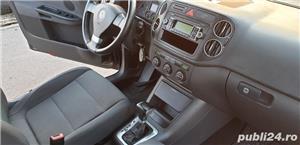 Vw Golf Plus 1,9 TDI  AN 2009 AUTOMAT  - imagine 8