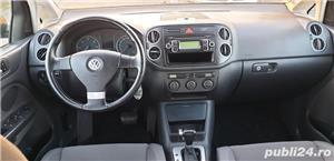 Vw Golf Plus 1,9 TDI  AN 2009 AUTOMAT  - imagine 3
