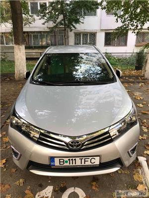 Toyota Corolla / An 2016 / 1,3 Benzina / 11000 Km reali Reprezentanta - imagine 9
