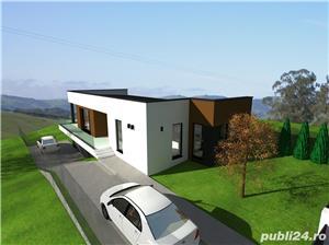 70.500 E ! A mai ramas 1 casa elegante si functionale 125 mp cu garaj si 4,5 ari teren - imagine 5