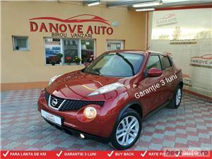 Nissan Juke,GARANTIE 3 LUNI,BUY-BACK,RATE FIXE,motor 1500 Cdi,110 Cp,Euro 5. - imagine 1