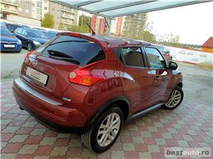 Nissan Juke,GARANTIE 3 LUNI,BUY-BACK,RATE FIXE,motor 1500 Cdi,110 Cp,Euro 5. - imagine 5