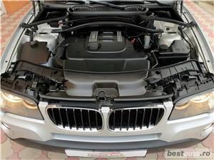 Bmw X3,GARANTIE 3 LUNI,BUY BACK,RATE FIXE,motor 2000 TDI,150 Cp,4X4,An 2008 - imagine 10