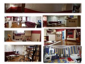 Particular casa/vila,3 corpuri,6 camere curte 700m,3 bai- Giurgiului/Luica - imagine 11