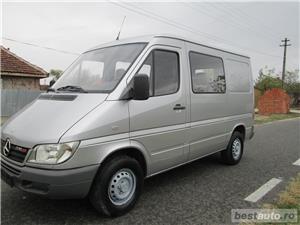 Mercedes-benz Sprinter Doka 2003 - imagine 1