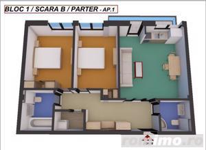 Apartament | 3 camere | Direct dezvoltator | Comision 0% - imagine 2