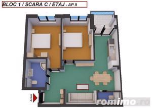 Apartament cu 3 camere | Direct dezvoltator | Turnisor - imagine 2
