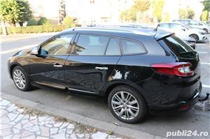 Renault Megane 3, Euro 5, 130 CP, fabricat 2014, 1.6 DCI, înmatriculat Dec 2014, transmisie pe lant - imagine 5