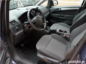 Opel ZAFIRA, an 2011, 7 locuri, 1.7 CDTi, Euro 5, EcoFlex, RAR, KM pe factura * FINANTARE - imagine 9