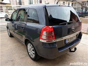 Opel ZAFIRA, an 2011, 7 locuri, 1.7 CDTi, Euro 5, EcoFlex, RAR, KM pe factura * FINANTARE - imagine 3