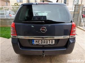 Opel ZAFIRA, an 2011, 7 locuri, 1.7 CDTi, Euro 5, EcoFlex, RAR, KM pe factura * FINANTARE - imagine 4