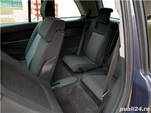 Opel ZAFIRA, an 2011, 7 locuri, 1.7 CDTi, Euro 5, EcoFlex, RAR, KM pe factura * FINANTARE - imagine 14