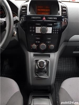 Opel ZAFIRA, an 2011, 7 locuri, 1.7 CDTi, Euro 5, EcoFlex, RAR, KM pe factura * FINANTARE - imagine 12