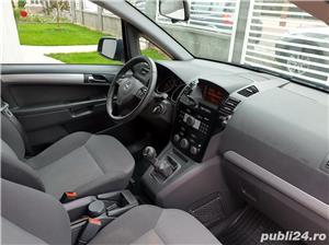 Opel ZAFIRA, an 2011, 7 locuri, 1.7 CDTi, Euro 5, EcoFlex, RAR, KM pe factura * FINANTARE - imagine 17