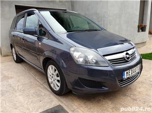 Opel ZAFIRA, an 2011, 7 locuri, 1.7 CDTi, Euro 5, EcoFlex, RAR, KM pe factura * FINANTARE - imagine 7