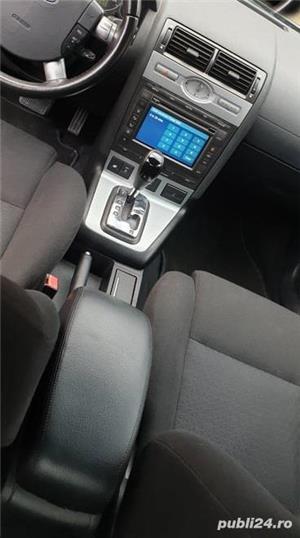 Ford Mondeo facelift full option - imagine 8