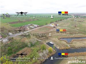 Dunăvățul de jos, 2000 MP, PUZ FĂCUT, PROIECT PENSIUN 13 CAM - imagine 3