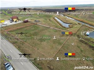 Dunăvățul de jos, 2000 MP, PUZ FĂCUT, PROIECT PENSIUN 13 CAM - imagine 2