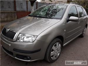 Skoda Fabia 1.4tdi euro4 klima 2007 - imagine 8