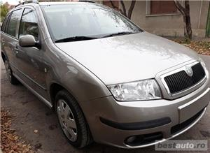 Skoda Fabia 1.4tdi euro4 klima 2007 - imagine 4