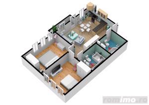 Apartament cu 3 camere | Pret accesibil | 69.7 mpu - imagine 4
