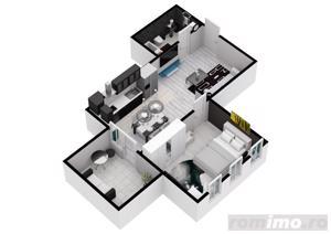 Stoc limitat! Apartament 2 camere | 51 mp | Turnişor - imagine 4