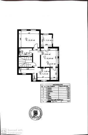 Apartament 2 camere in vila 1 Mai- Ciuperca- Aviator Popisteanu - imagine 9