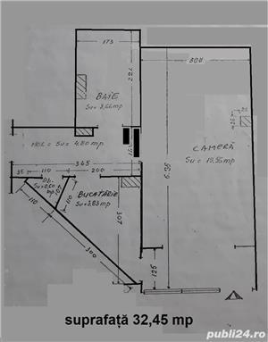 Apartament cu 1 camera Siderurgistilor - imagine 1