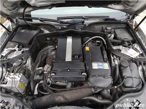 Mercedes E Class-1.8 Kompressor 163 cai Euro 4,108.000 Km Verificabili! - imagine 10