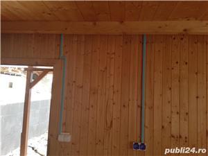 Cabana lemn transportabila - imagine 4