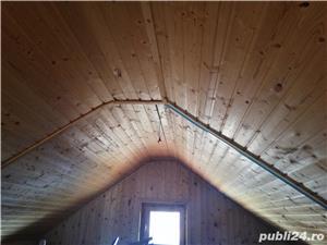Cabana lemn transportabila - imagine 8