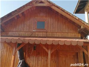 Cabana lemn transportabila - imagine 1
