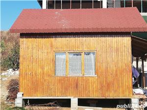 Cabana lemn transportabila - imagine 3