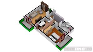 Apartament | 2 camere | 51 mpu | Dezvoltator | Intabulate - imagine 6